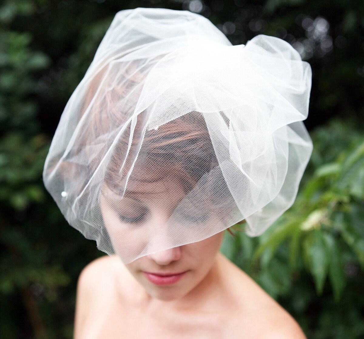coming up roses - bridal veil