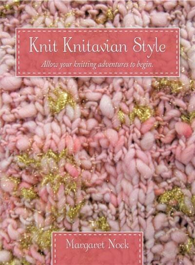 Knit Knitavian Style Signed Copy