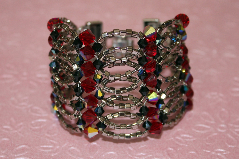 12 Strand Joni Bracelet