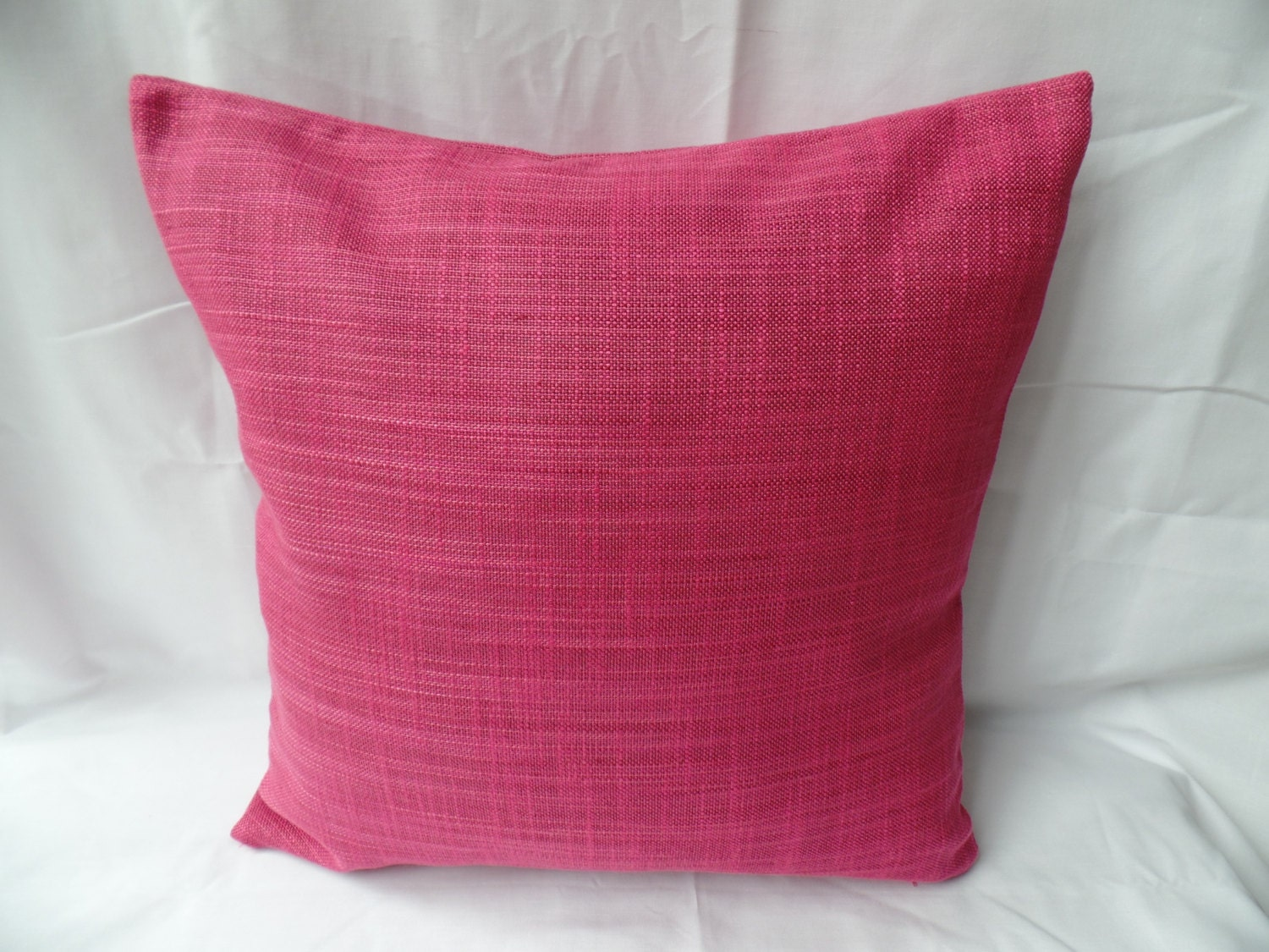 16 Modern pink cerise cushion cover scatter cushion pillow case