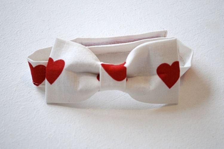 Valentine's Day boys, bow tie kids