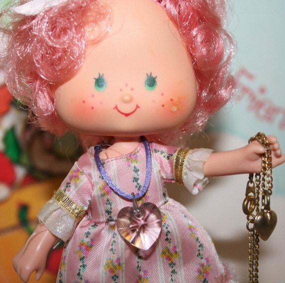 SALE... Strawberry Shortcake Peach Blush Custom Beautiful Shabby Sweet ...