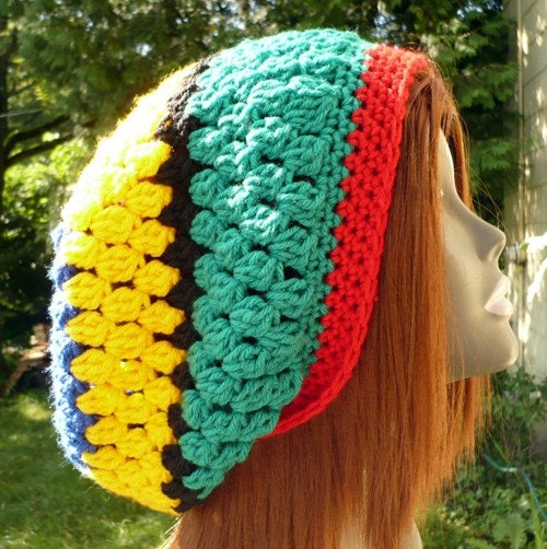 Hip and Trendy Jamaican rasta tams Hat