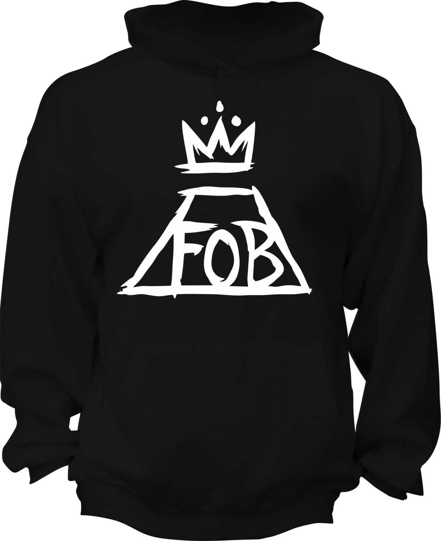 Custom FOB hoodie Fall Out Boy You PickHoodie color