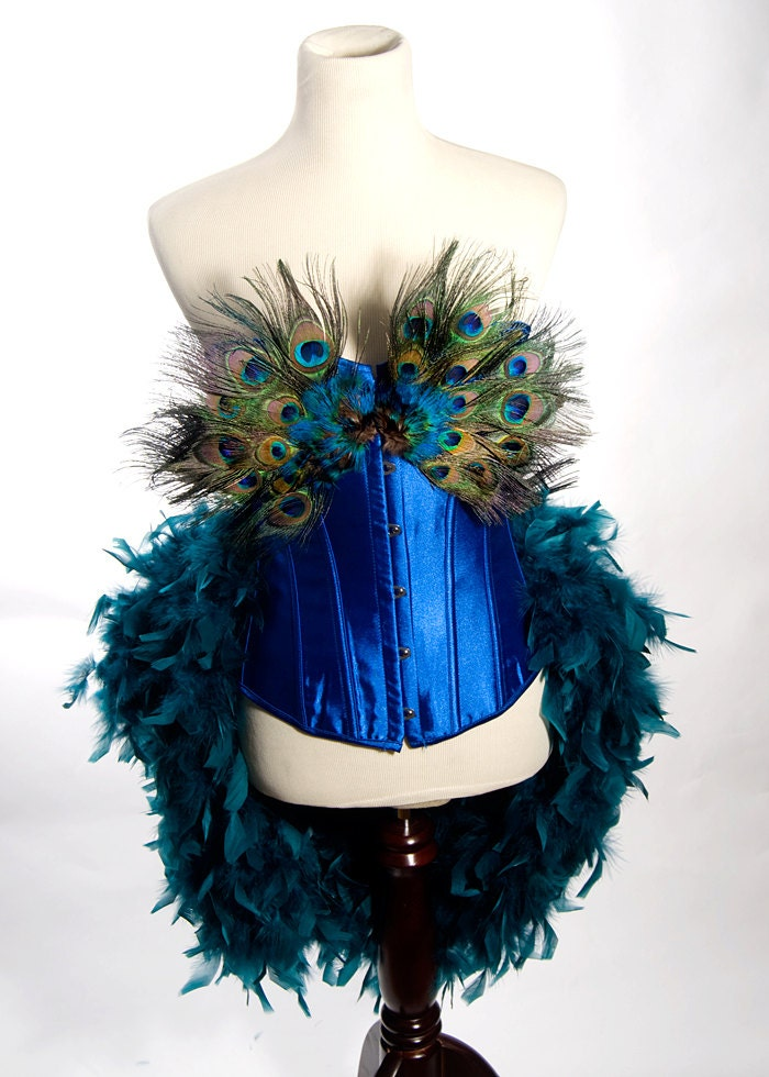 Peacock costumes for men