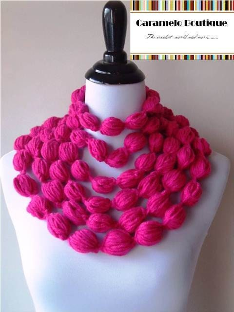 il 170x135.295078025 Crochet Treasury Celebrating the Puff Stitch