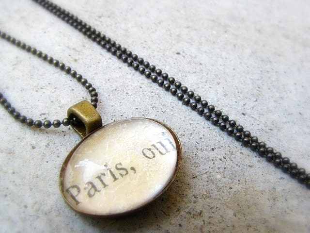 Paris Oui  The Vintage Collection by sugarpanda on Etsy from etsy.com
