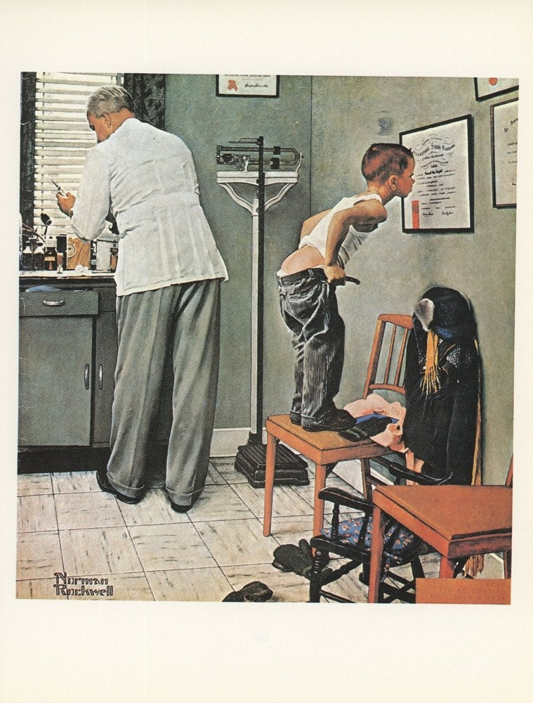 Saturday evening post the dating project