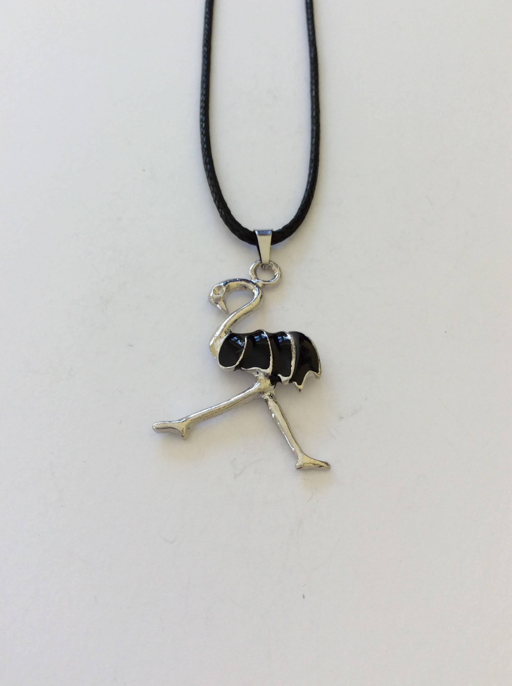 Ostrich necklace  ostrich jewellery  animal necklace  animal jewellery  animal lover gift