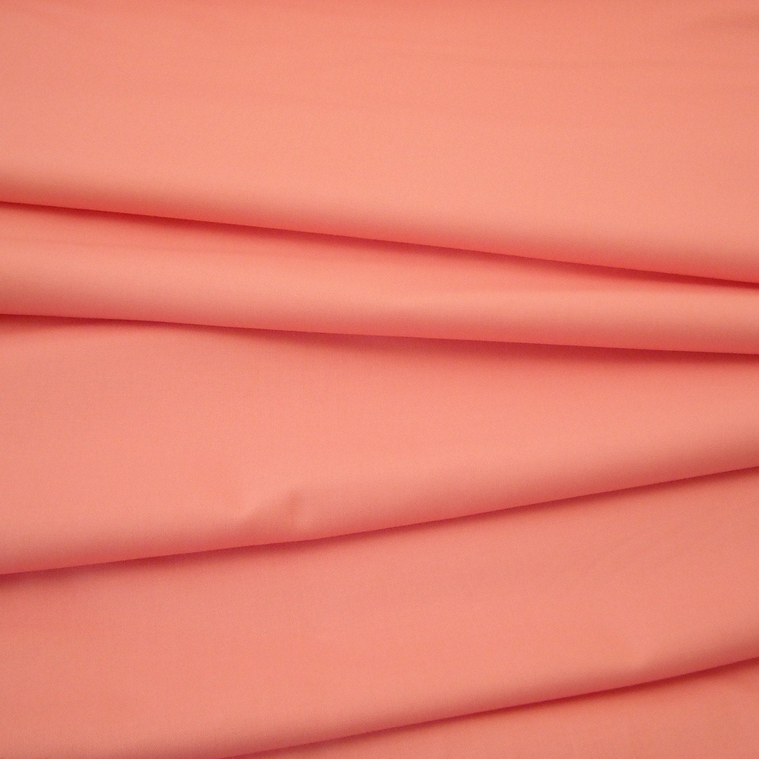 Cotton Fabric: Betty's Pink Bella Solid from Moda - 1 YD - FabricFascination