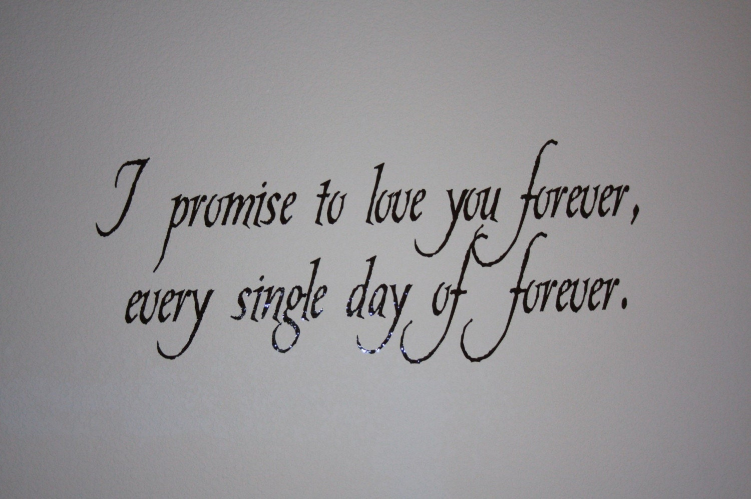 Promise To Love You Forever Quotes. QuotesGram