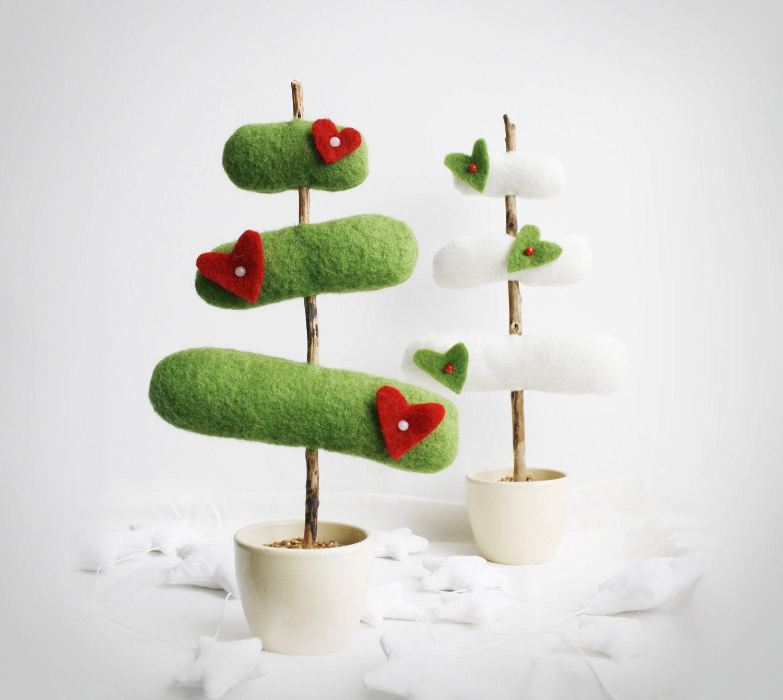 Fascinationstreet idee per decorazioni natalizie albero - Decorazioni natalizie fatte a mano per bambini ...