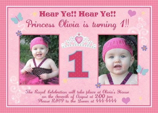 Invitations With Pictures was beautiful invitation sample