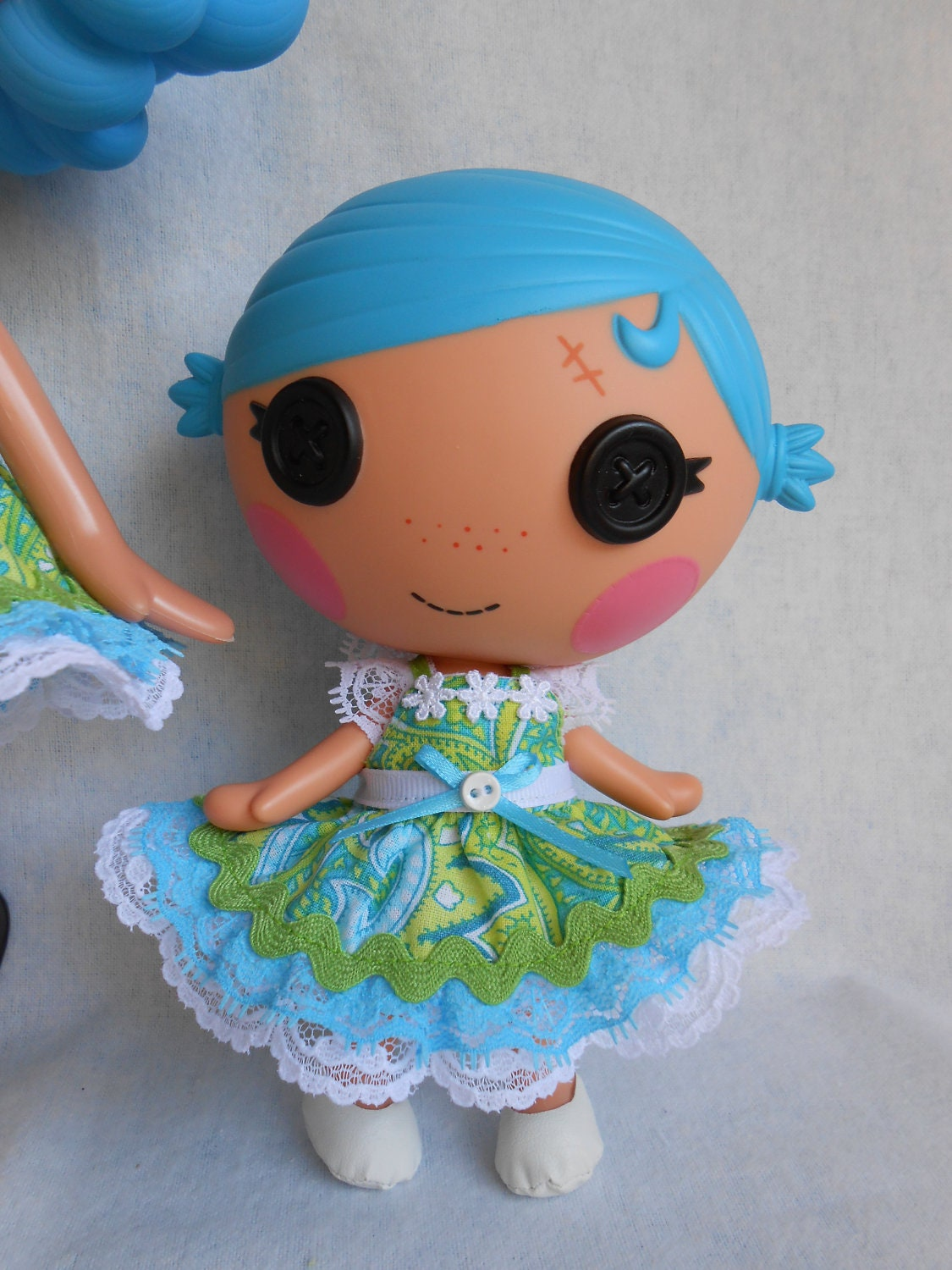 Lalaloopsy Littles Little Sister Dress By Andlittlelambseativy