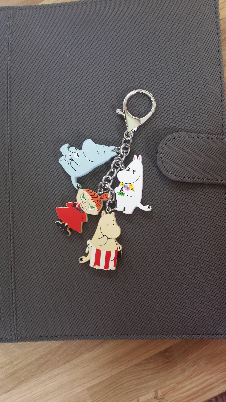 Moomin planner charm
