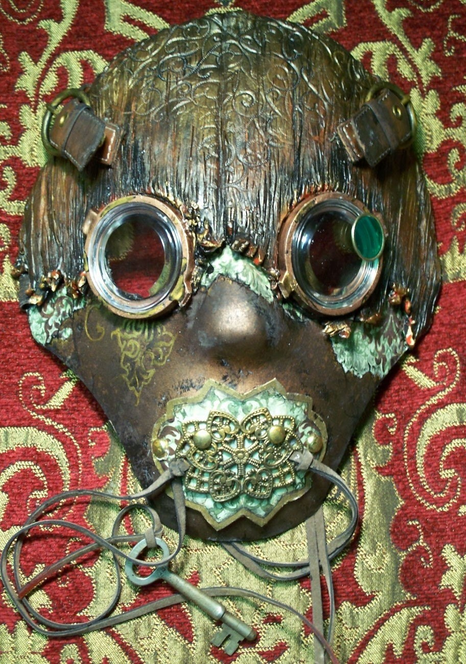 hush - The Lost Children - mask1 in a series
