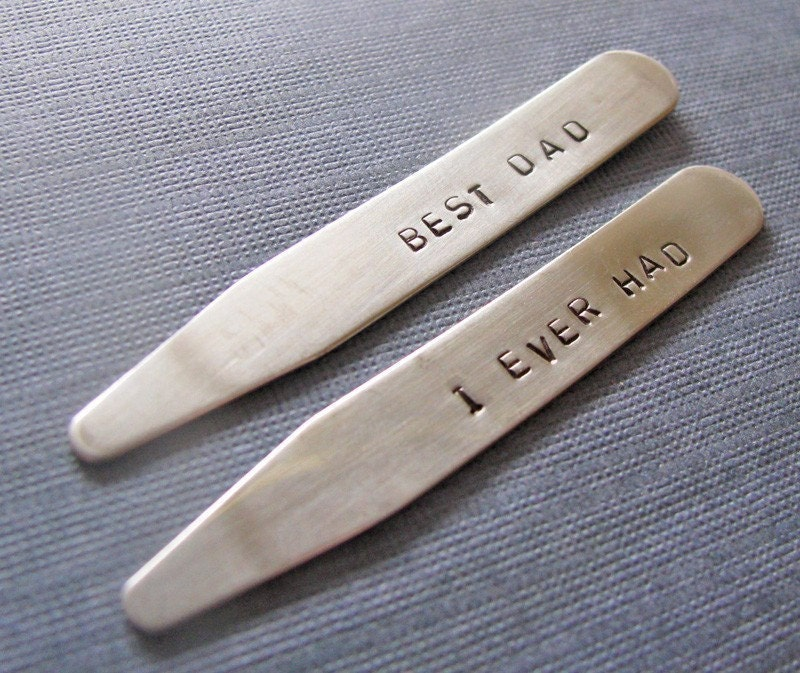 custom shirt collar stays