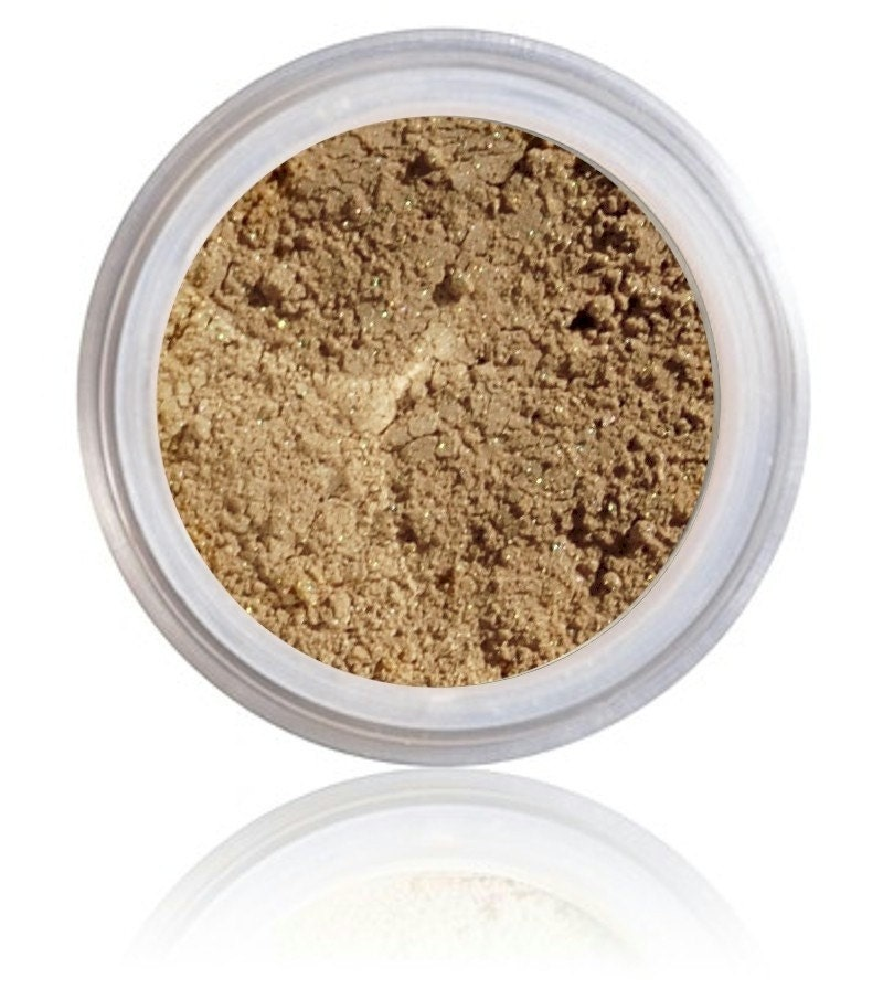 TEAK - XL Pure Organic Mineral Foundation (medium to tan skin with golden undertones)