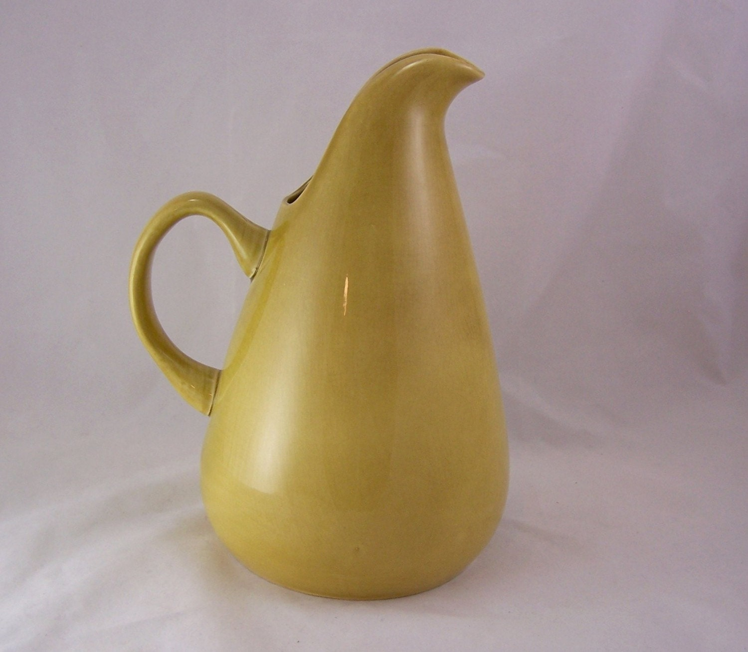 Sale russel wright american modern water pitcher by - Russel wright pitcher ...