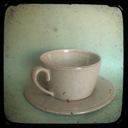 SALE Tea or Coffee 5 x 5 TtV Print