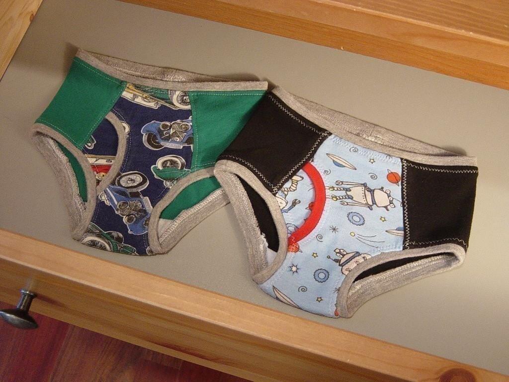 Childrens Undies Sewing Pattern PDF Girls Boys