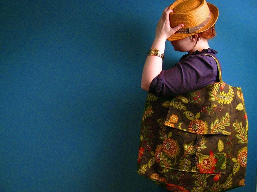 The Get-A-Way Bag.