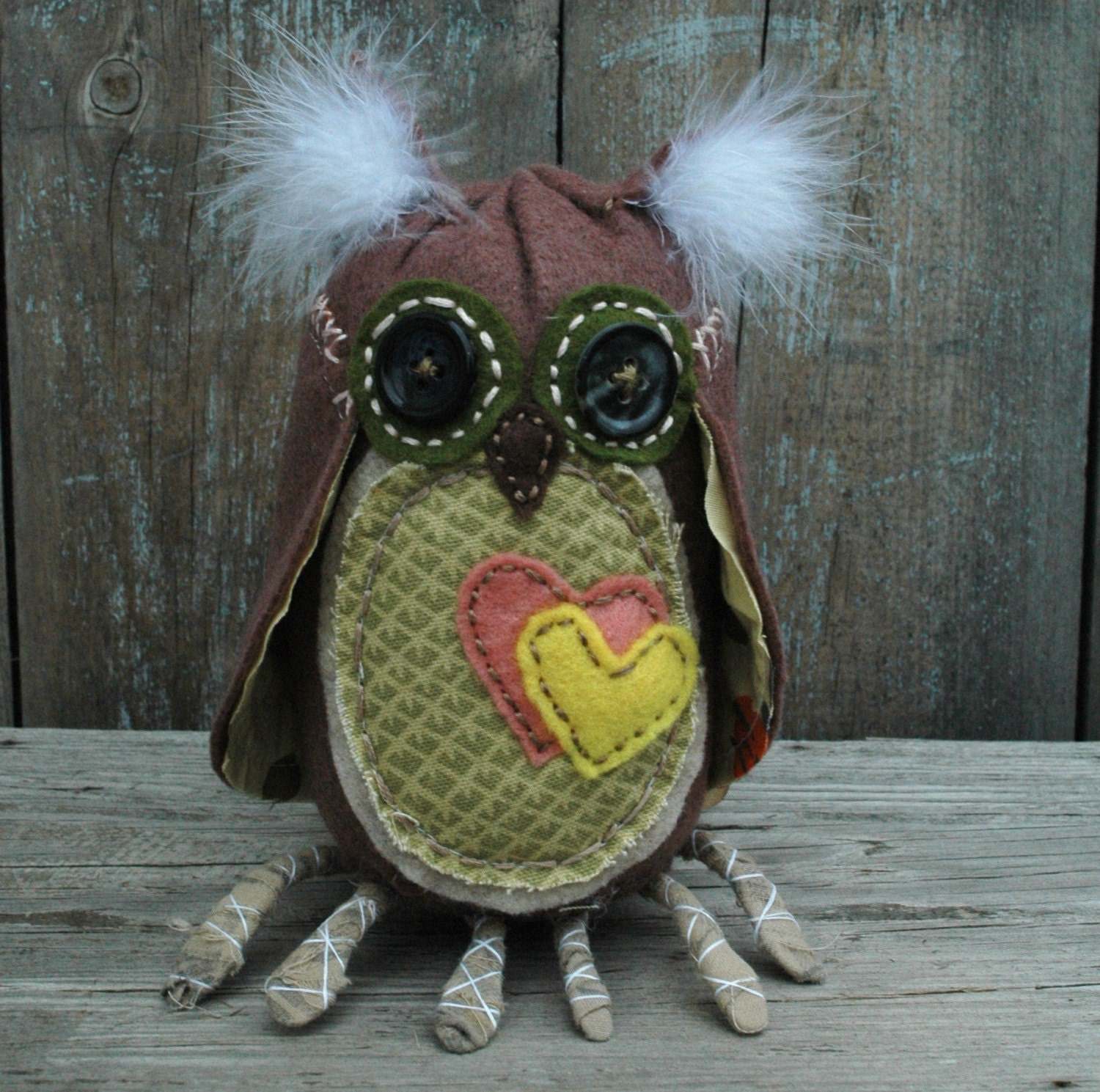 Folka the Owl