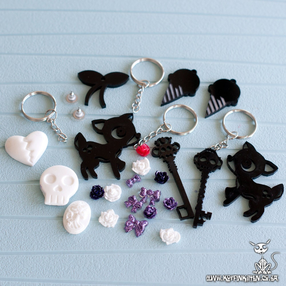 Make Your Own Necklaces And Jewelry At Home: Jewelry Supplies Make Your Own
