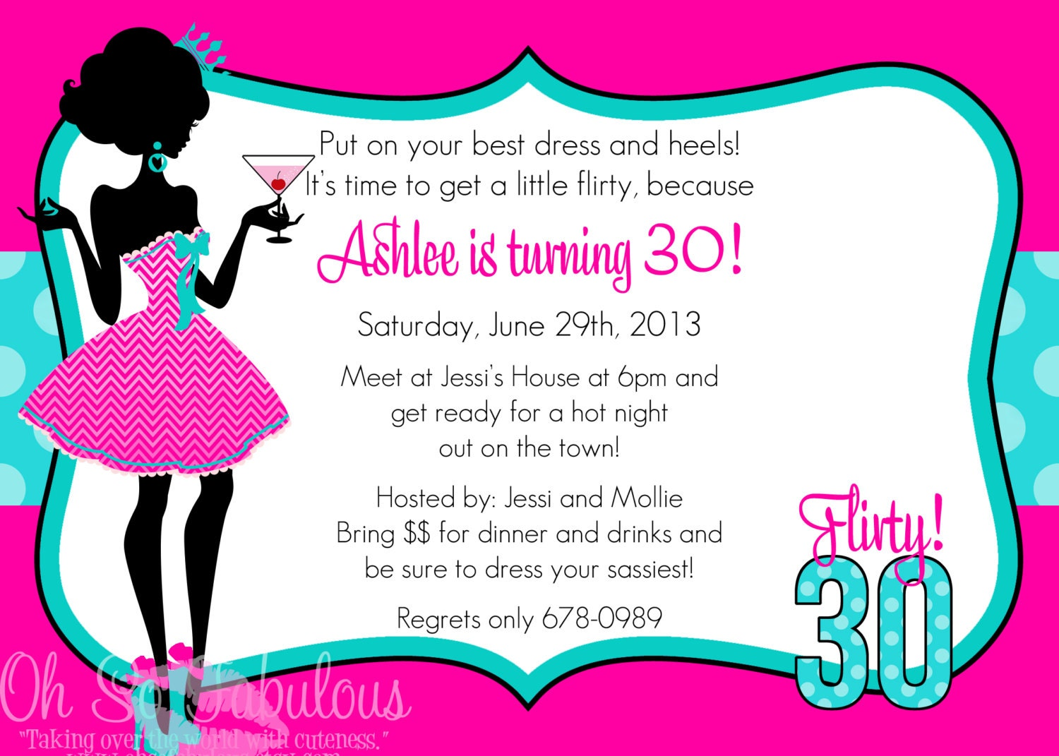 flirty thirty birthday party Shop and customize these 30th birthday designs add your own text and thirty & flirty birthday sashes $1697 30 and ready to party hard $2497$2797.