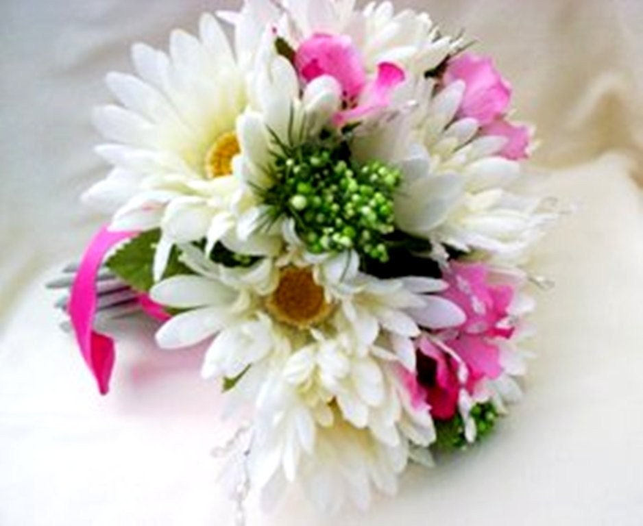 White Wedding Flowers Names And Pictures : Hairstyles magazine white wedding flowers names