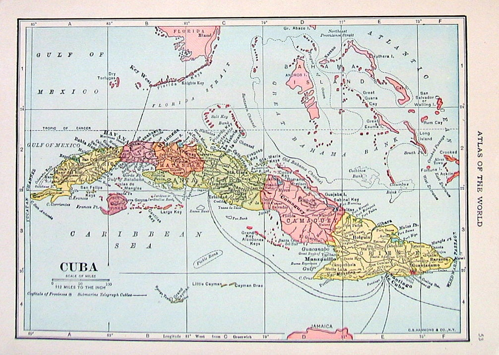 It's just a picture of Sly Printable Map of Cuba