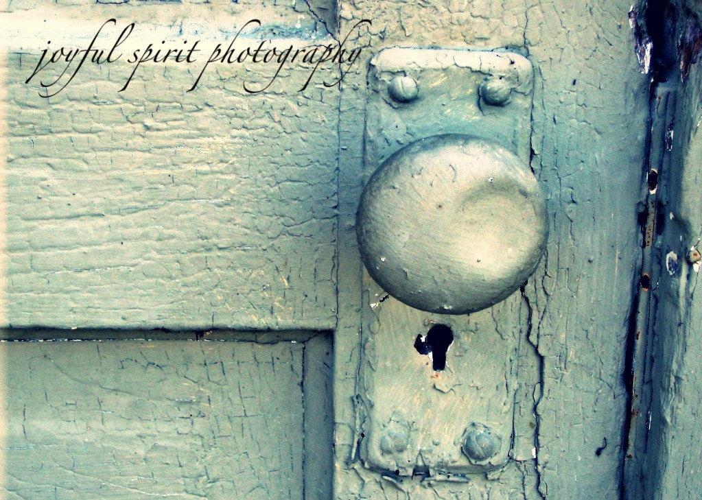 Open The Door - 5x7 Fine Art Photograph