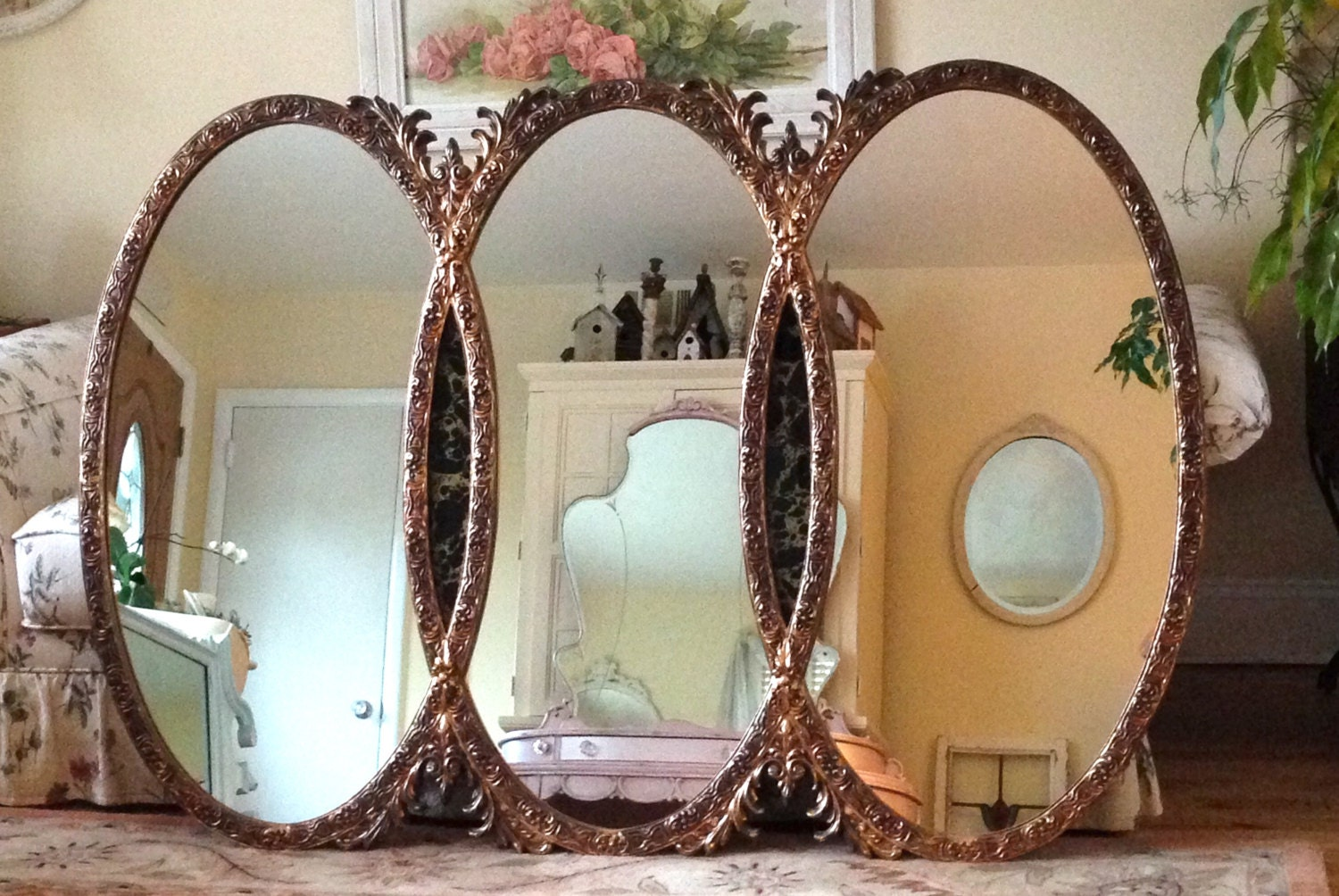 Oval Mirror Table Decorations  Oriental Trading