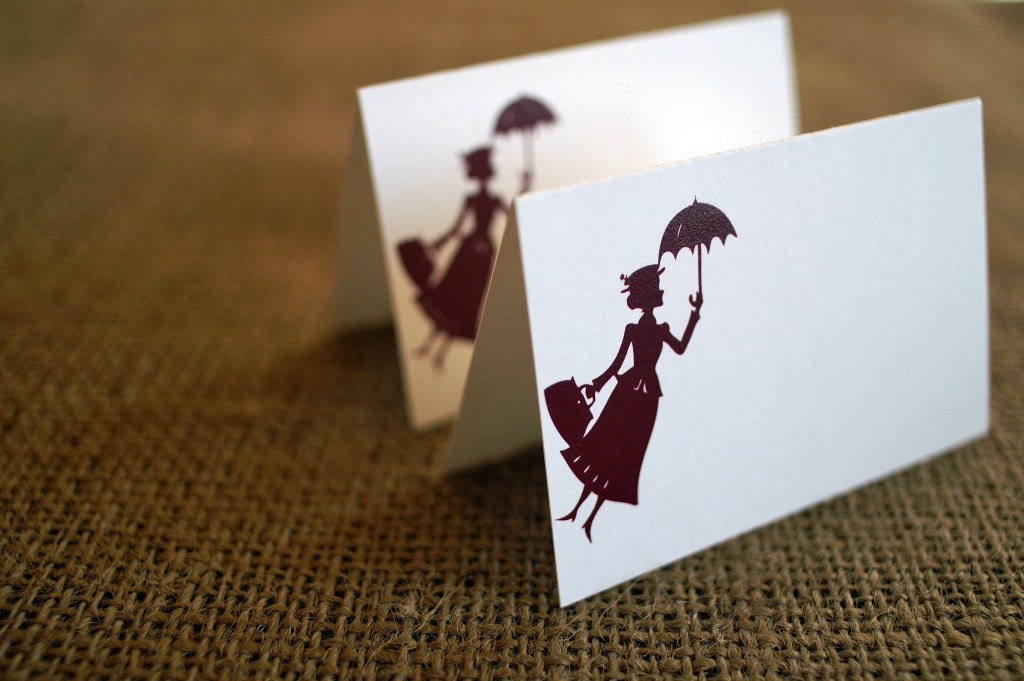 Place Cards by Tinka Paper Arts