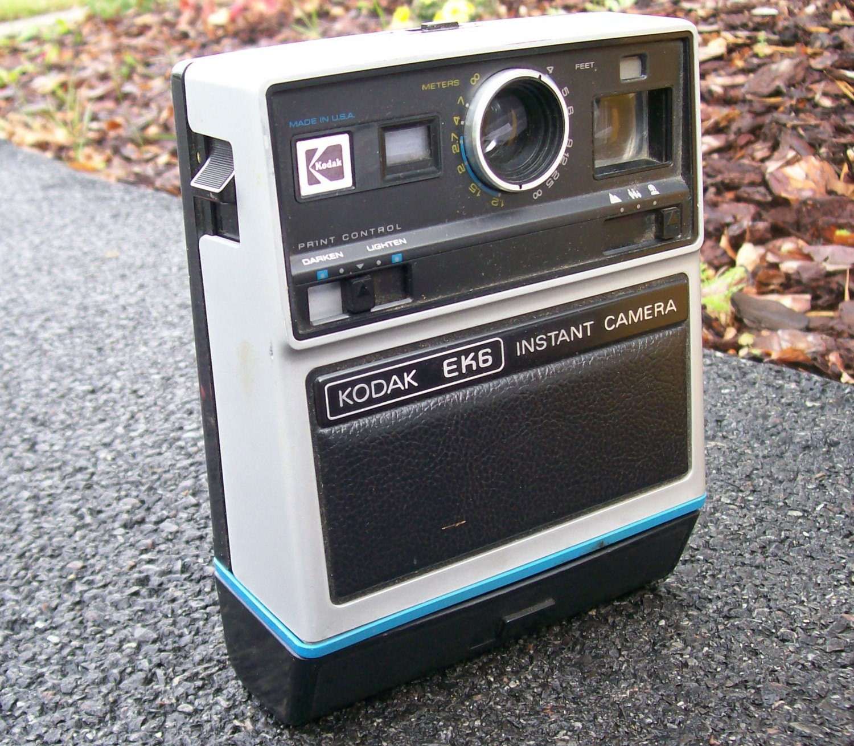 Vintage Kodak INSTANT Camera <span class=