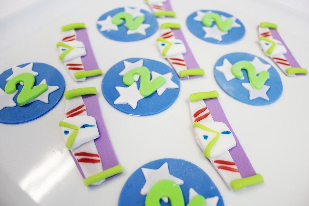 Toy Story Cake & Cupcake Toppers | Sugar and Stripes Co.