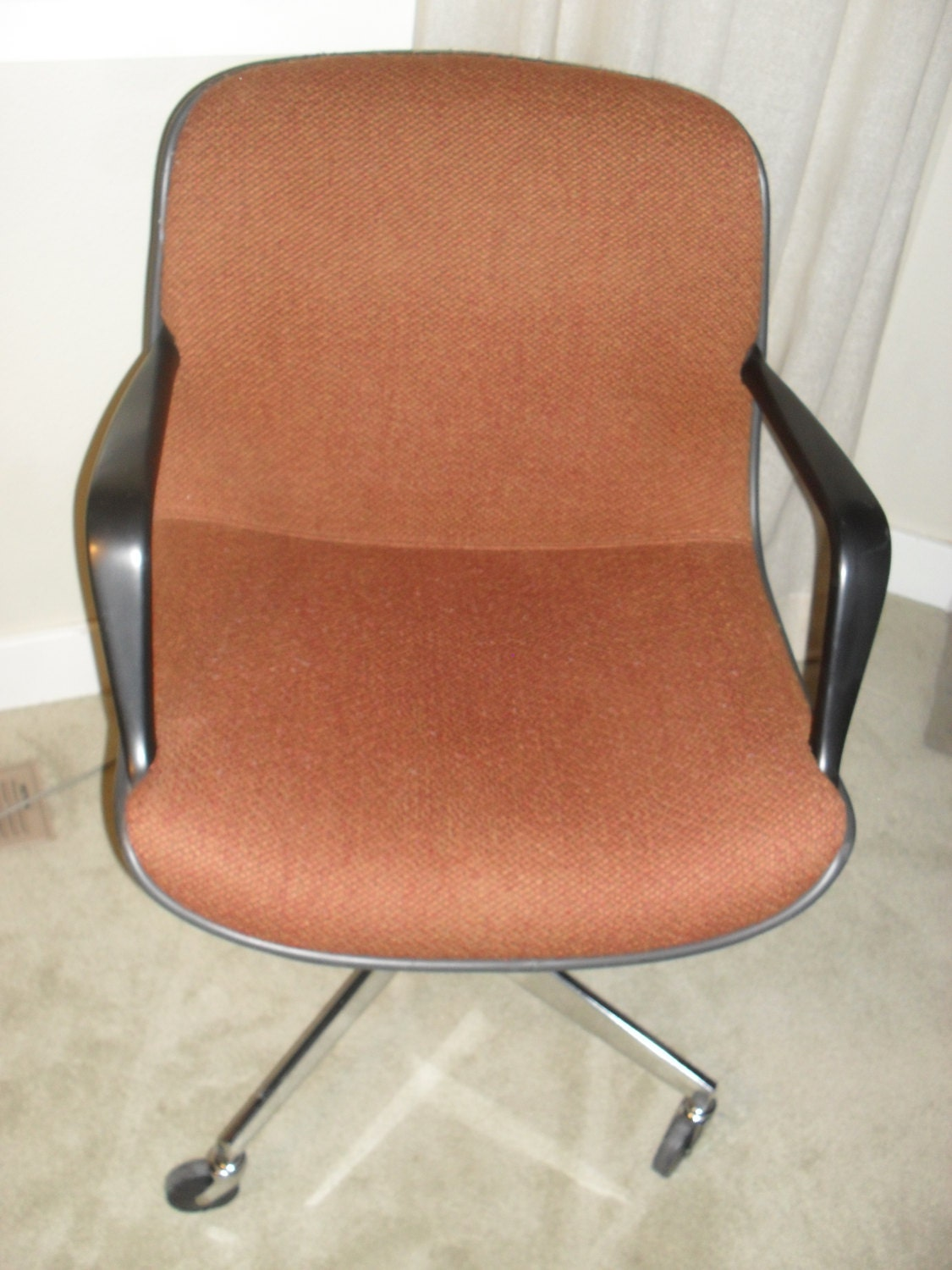 Vintage Metal Office Furniture Co Steelcase By