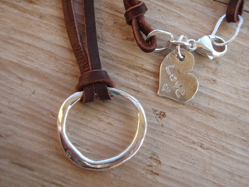 token of promise necklace -adoption fundraiser