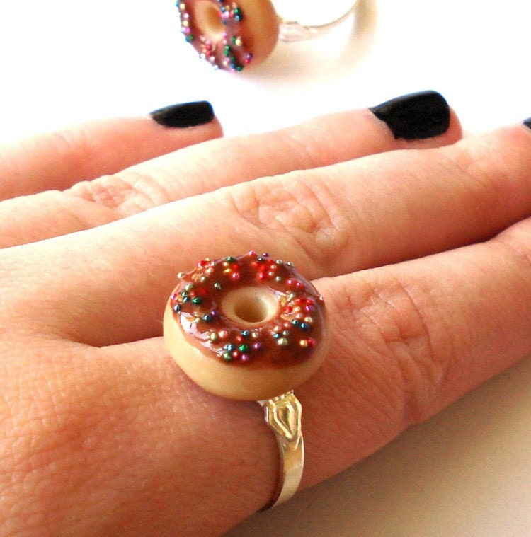 Gourmet Donut Ring