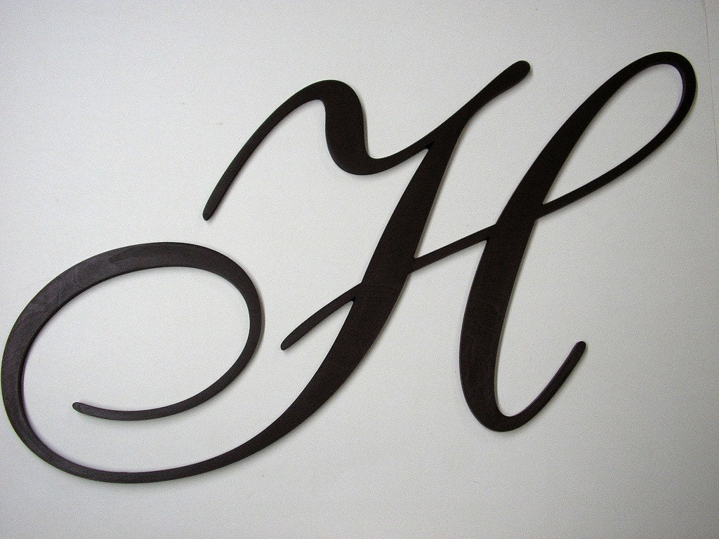 Pics For Fancy Letter H Designs