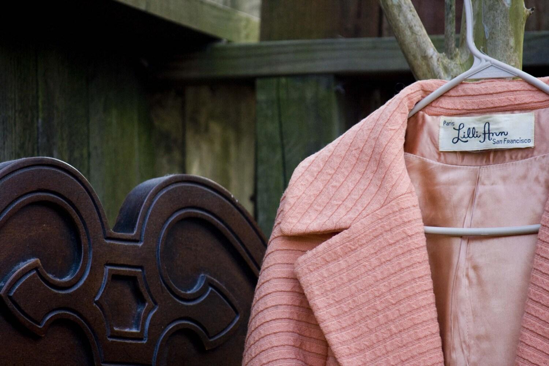 Lilli Ann Vintage Over Coat