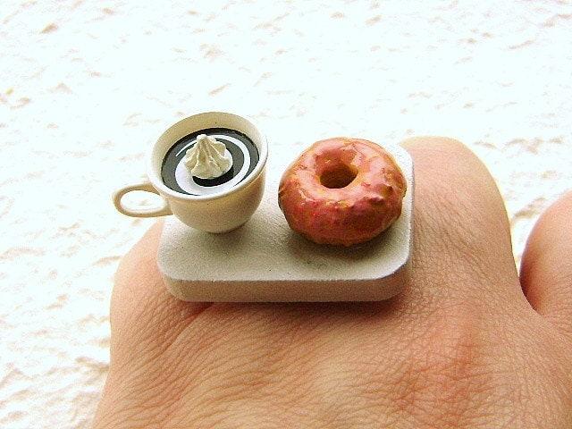 miniature food rings