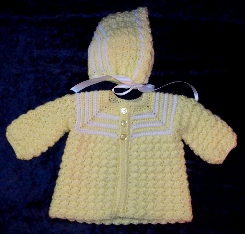 Yellow Sweater Set 107