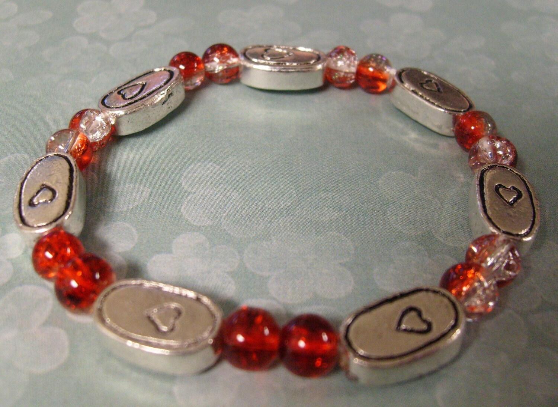 handmade bracelet by AlteredBeauty