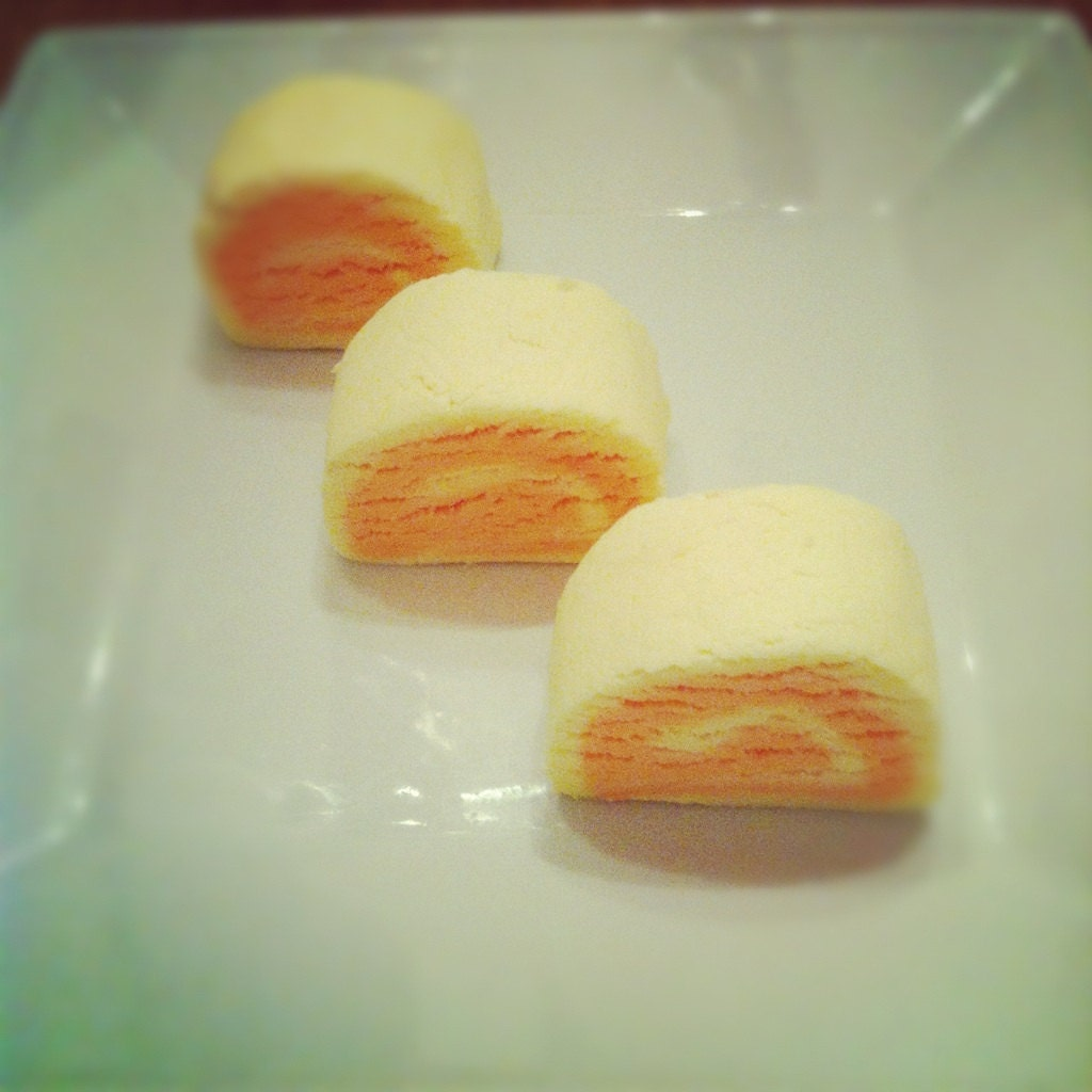 Bubble Bath Bar - Tangerine Tweet pair of two