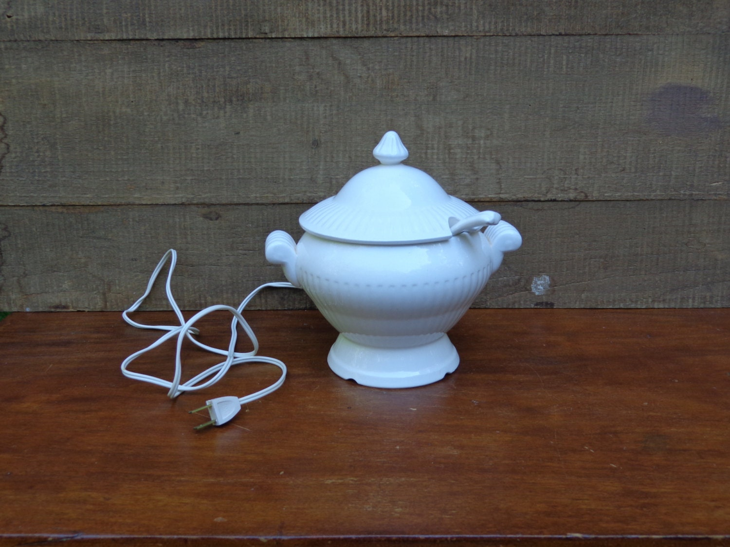 Electric 4 Cup Tureen Bowl Vintage 60 S Japanese By