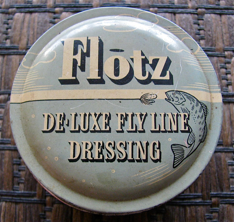 Vintage Fly Line 116