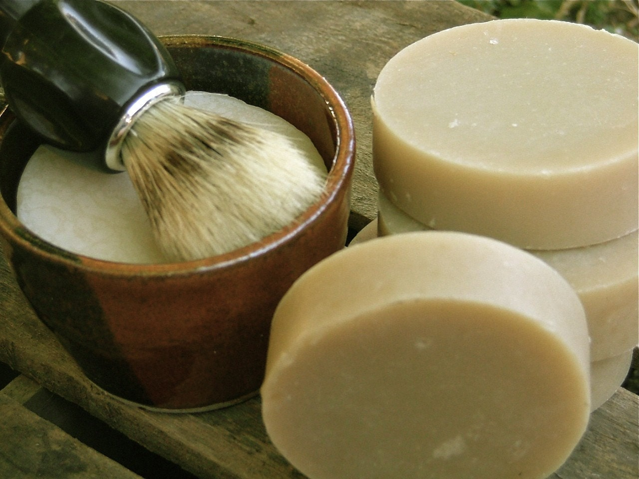 Как сделать мыло для бритья своими руками 46