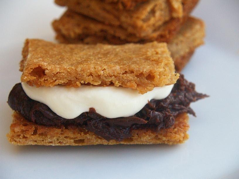 Smore's Ganache Cookie-Wiches-1/2 Dozen