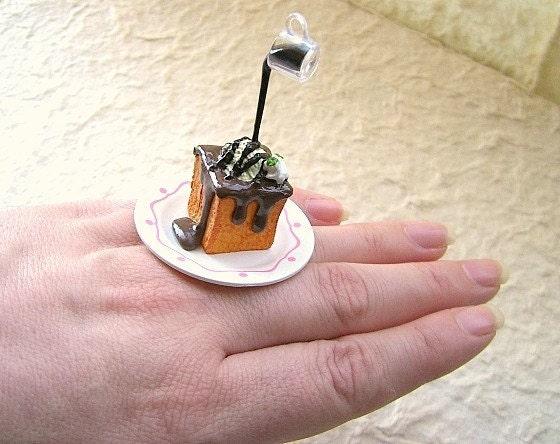 Kawaii Cute Japanese Ring-Okinawan Dessert